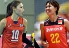 김연경 상하이 vs. 최다 우승 톈진, '중국 왕좌'는 누구?
