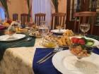 러시아의 맛과 유목민의 생활이 녹아든 전통음식