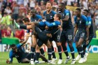 골 잔치 벌인 프랑스, 크로아티아 꺾고 20년 만에 월드컵 우승