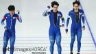 남자 빙속 팀추월, 오늘 금메달 도전