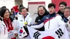 '윤성빈 특혜 응원 의혹' 박영선 의원 검찰에 고발돼