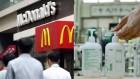 """[뉴스pick] """"단속 나오면 햄버거에 소독제 뿌린다""""···맥도날드 점장의 고백, 사실일까"""