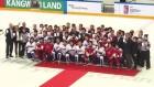 여자 아이스하키 단일팀 구성 합의…1주일 합동훈련
