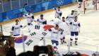 남자 아이스하키, 세계 4위 핀란드에 석패…가능성 확인