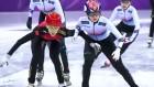 [오!클릭] 또 불거진 판커신의 '나쁜 손' 실격…중국팀 '반발'