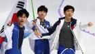 한국, 빙속 팀추월에서 은메달 1개 추가…8위 도약
