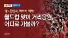 '대한민국, 짝짝짝 짝짝'…월드컵 맞이 거리응원, 어디로 가볼까?