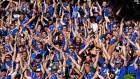 경기장에 울려 퍼진 '천둥 박수'의 정체는?…아이슬란드 '바이킹 클랩'