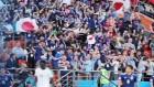 일본 경기 관중석에 욱일기 '펄럭'…나치에만 엄격한 FIFA