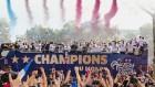 샹젤리제가 뒤집어졌다!…월드컵 챔피언, 뜨거운 귀국 현장