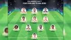 '월드컵 드림팀'에 뽑힌 11명 선수는 누구?