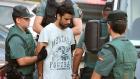 """스페인 테러범들 법정 첫 출석…""""훨씬 더 큰 테러 계획"""""""
