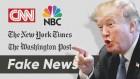 """""""가짜뉴스지? 넌 빠져!"""" 트럼프 미디어 전쟁의 함정"""