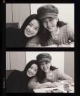 한효주, 한지민과 아름다운 미모 발산…'여신들의 미소'