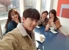 """이요원, 라미란·명세빈·이준영과 다정샷 """"셀카 원본"""""""