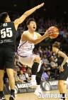 이정현 폭발한 男농구대표팀, 일본 꺾고 대회 5승째 거둬