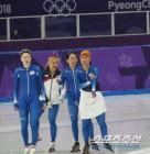 [평창프리뷰]김보름X노선영X박지우,女팀추월 첫메달 도전!'소치金'네덜란드와 준준결선