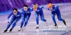 [평창 Live]'디펜딩챔프' 네덜란드에 밀린 女팀추월, 2~4조 결과에 준결선행 달렸다
