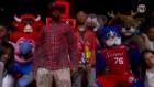퍼렐 윌리엄스, NBA 공연서 한글적힌 의상 착용해 시선집중!