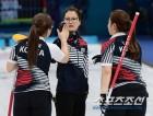 [여자컬링]한국 준결승 진출 실패, 미국에 통한의 역전패