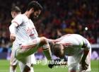 이스코 해트트릭 스페인, 메시 빠진 아르헨에 6대1 기록적 대승