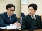 """""""넌 게임이 안돼""""…'우만기' 김명민, 박성근과 팽팽한 대립"""