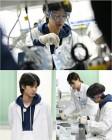 '1박2일' 정준영. 변신은 무죄…프로게이머→뇌섹 과학자