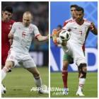 이니에스타-쇼자에이, 두 노장의 마지막 월드컵