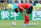 '울보' 손흥민의 마르지 않는 눈물, 그는 외롭고 월드컵이 무섭다