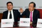 한국당, 지방선거 인물난…'홍준표 사람들'은 전면에