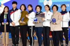 """[노컷V] 평창 동계올림픽 영웅들 """"엄마, 감사해요"""""""