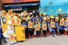 """'탈핵 캠페인 200차' 한국YWCA, """"핵발전소 반경 30km 부산, 울산시민 안전 위협"""""""