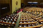 31년만에 발의된 개헌안…정족수 미달로 '사실상 폐기' 종합