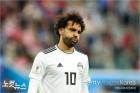 '파라오' 살라, 첫 월드컵서 끝내 웃지 못했다