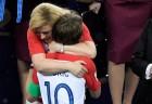 '골든볼' 모드리치 안아주는 크로아티아 대통령