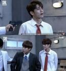 "'SNL9' 옹성우·박지훈, 영화 '신세계' 완벽 패러디… ""내가 더 잘생겼어!"""