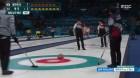 """남자컬링, 한국 6엔드까지 영국에 7-3 리드… 컬링규칙""""점수계산법은?"""