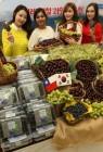 [포토뉴스] 칠레산 과일 맛보세요