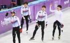[평창 동계올림픽] 12년 만에 金 노렸건만… 男 계주팀 쓸쓸한 퇴장