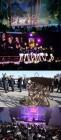 [평창의 꿈을 열다]낮부터 밤까지의 감동 4色 문화올림픽 주말 화려한 피날레
