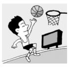 `통일농구대회'