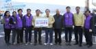 구미시, 포항 지진 피해 2,500만원 상당 구호품 전달