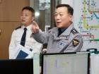 김상운 경북경찰청장 순찰대 방문…설 연휴 고속도로 교통 상황 점검