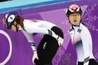 男 500m 황대헌 銀·임효준 銅…여자 1000m·남자 계주 '노메달'