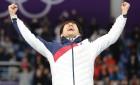 이승훈, 올림픽 매스스타트 초대 황제 등극