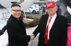 3개월 전 트럼프-김정은 만남 예견했다? 평창동계올림픽 개회식장에서
