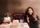 """한지민, 팬들과 데뷔 15주년 기념..""""함께 해줘서 감사"""""""