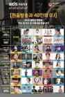 원음방송, 설특집 80시간 생방송 '40인의 DJ'