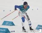 [평창] 김마그너스·김은호, 크로스컨트리 男 팀 스프린트 결승행 좌절