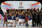 일본 女축구, 호주 1-0 꺾고 '2018 아시안컵' 우승